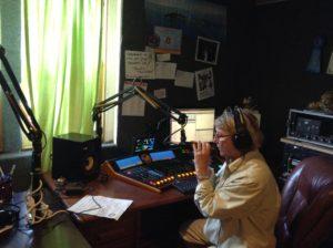 DJ LaLa at OZCAT Radio
